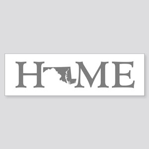 Maryland Home Sticker (Bumper)